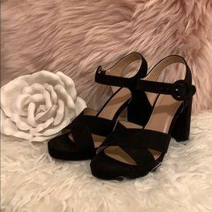 🖤Block Heel Sandals🖤